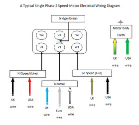 2 speeds 1 direction 3 phase motor power and control diagrams pump power lead wiring instructions hydrospares wiring diagram sciox Images