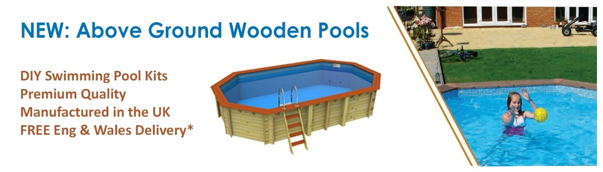 New: Above Ground Pools