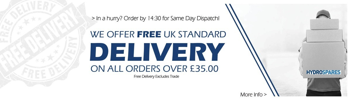 FREE standard UK delivery*